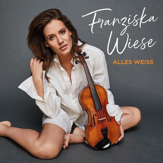 Franziska Wiese - Neues Album Alles Weiß