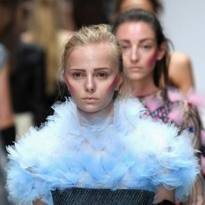 Irene Luft Sommermode 2019 - MBFW zur Fashion Week Berlin Juli 2018