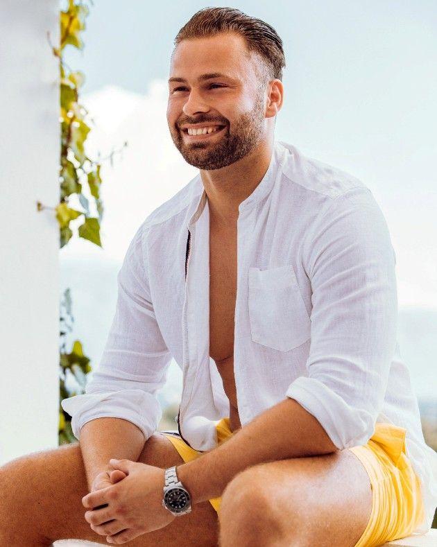 Kevin - Bachelorette Kandidat 2018