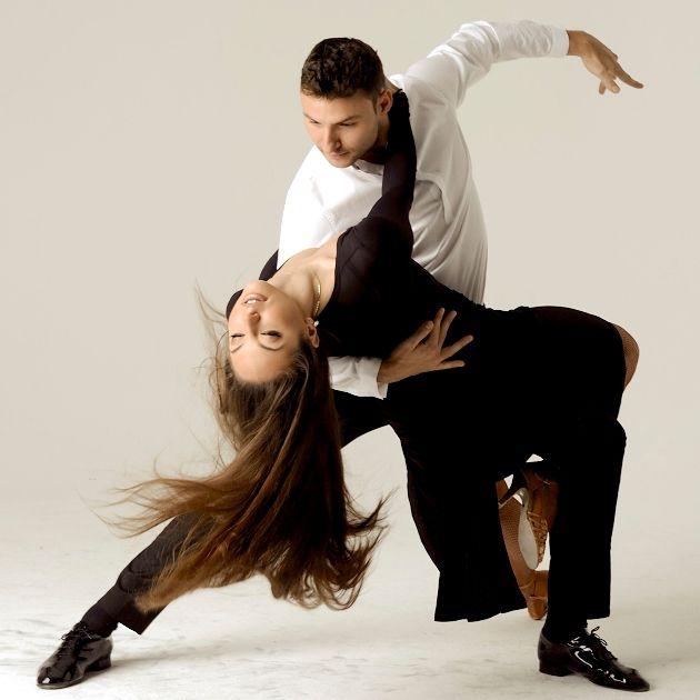 Souldance - Musik- und Tanz-Show - hier Robert Beitsch und Anastasia Bodnar