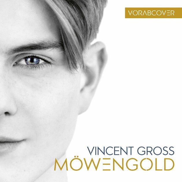 Vincent Gross - CD Möwengold