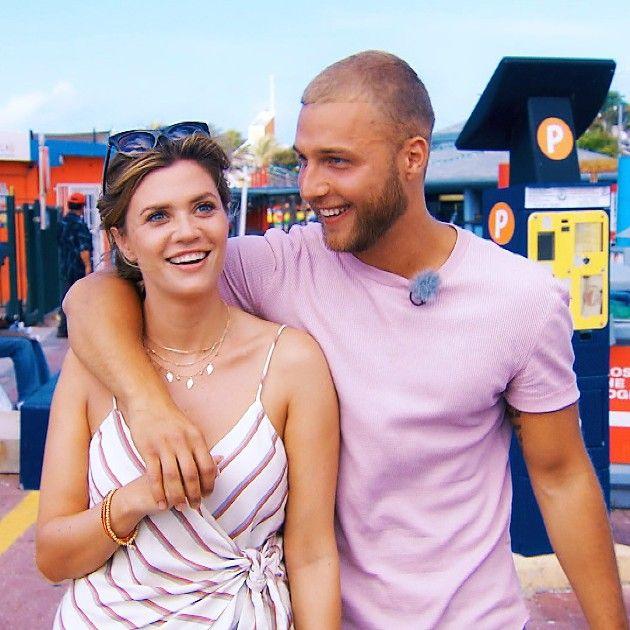 Nadine und Filip bei der Bachelorette am 29.8.2018