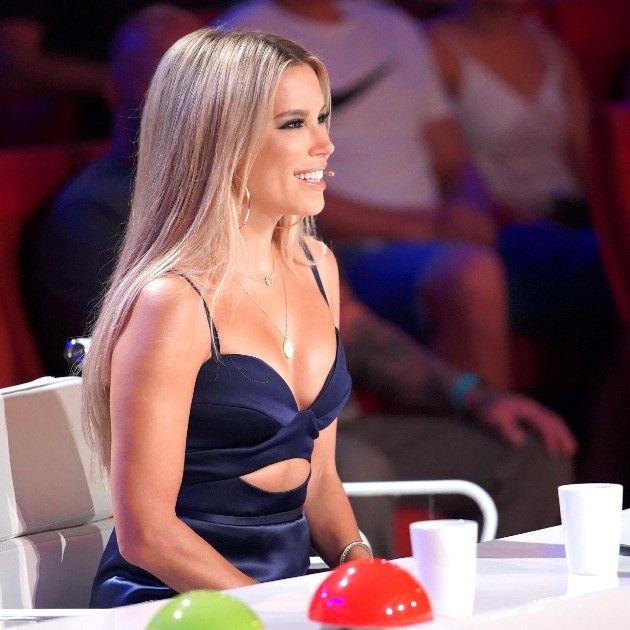 Sylvie Meis in der Jury Supertalent 2018