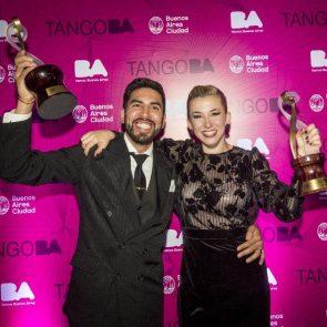 Tango-Weltmeister 2018 - Jose Luis Salvo – Carla Rossi - Tango de Pista