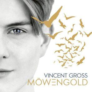 Vincent Gross - 2. Schlager-Album Möwengold veröffentlicht