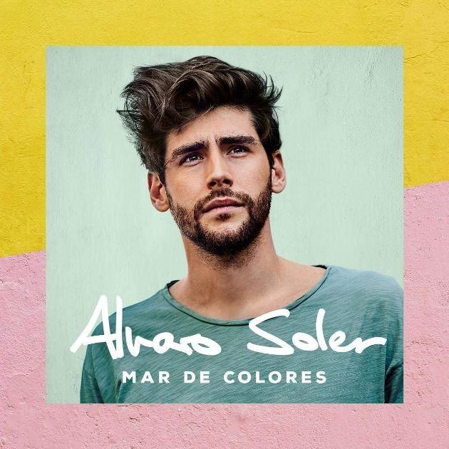 Alvaro Soler - sommerfrisches neues Album Mar de Colores
