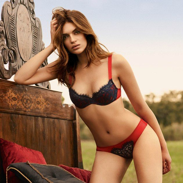 online store 1aa0d 10f20 Andres Sarda Dessous Herbst-Winter 2018-2019 – Romantik pur