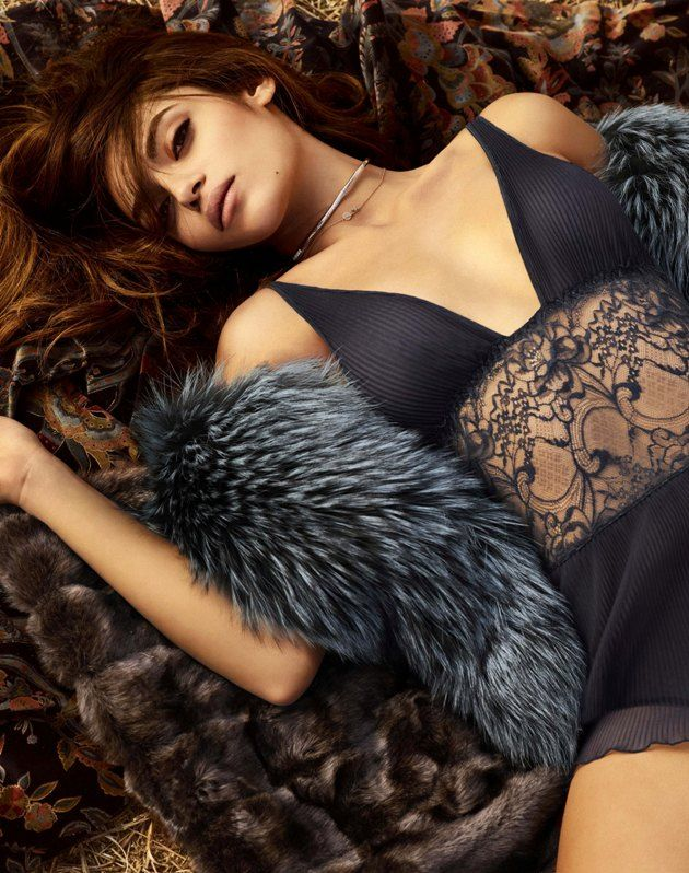 Body in Anthrazit Herbst-Winter 2018-2019 von Andres Sarda, Serie Aspen