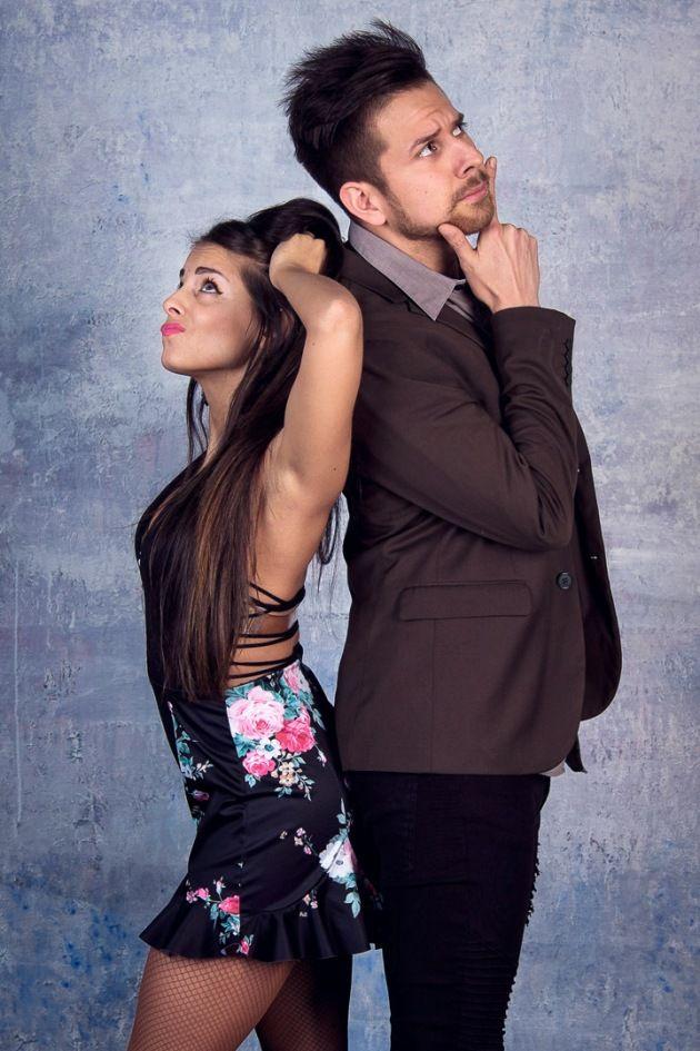 Chris & Noor - Salsa-Tanzpaar und Tanzlehrer aus Neumarkt