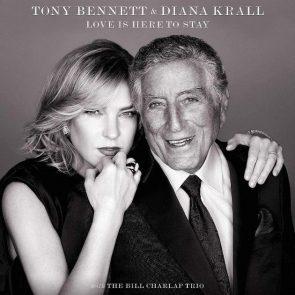Diana Krall - Tony Bennett Album Love Is Here to Stay