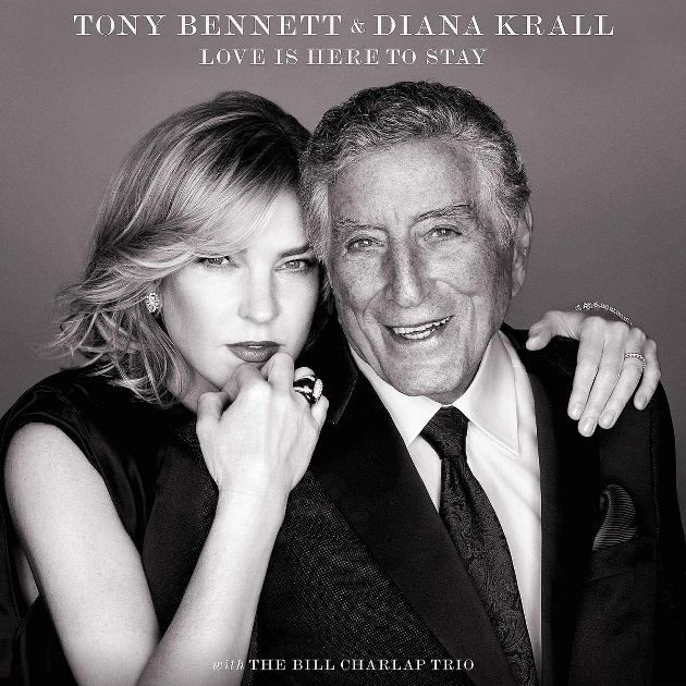Diana Krall - Tony Bennett Album Love Is Here to Stay