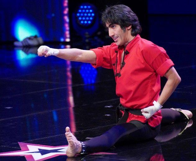Kemal Arkin beim Supertalent 2018 am 15.9.2018