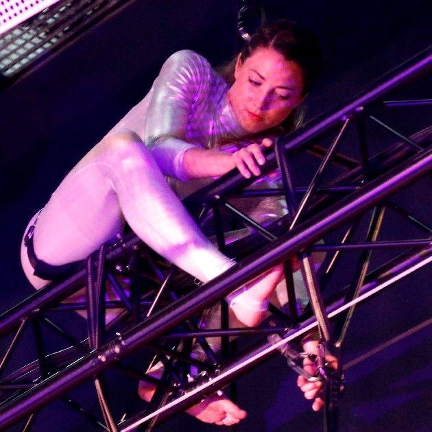 Nina Treiber beim Supertalent 2018 am 29.9.2018