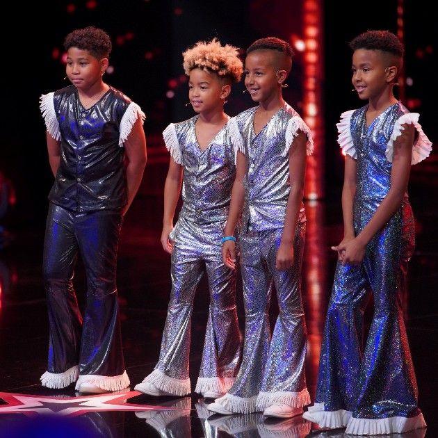 Supertalent 2018 am 22.9.2018 - Alle Kandidaten, hier Fletchers