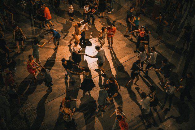 Tanzboden ist nicht gleich Tanzboden