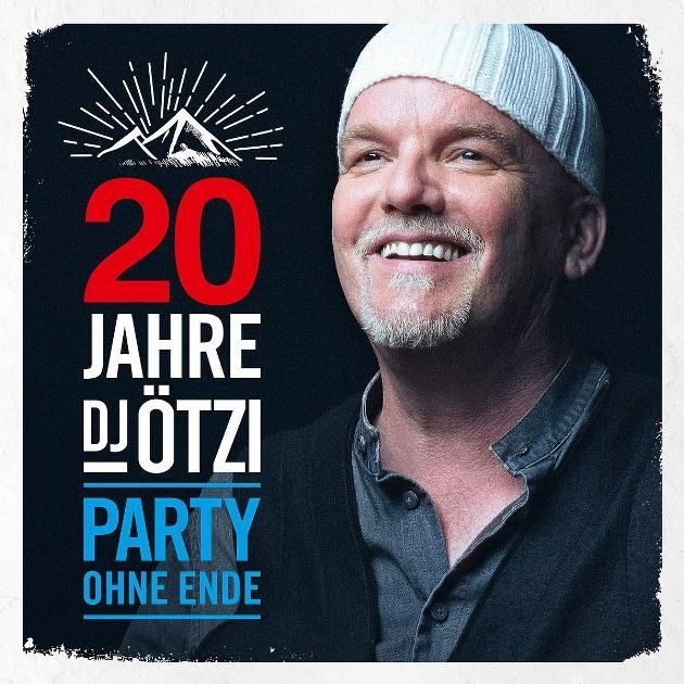 DJ Ötzi - Neue CD Party Ohne Ende