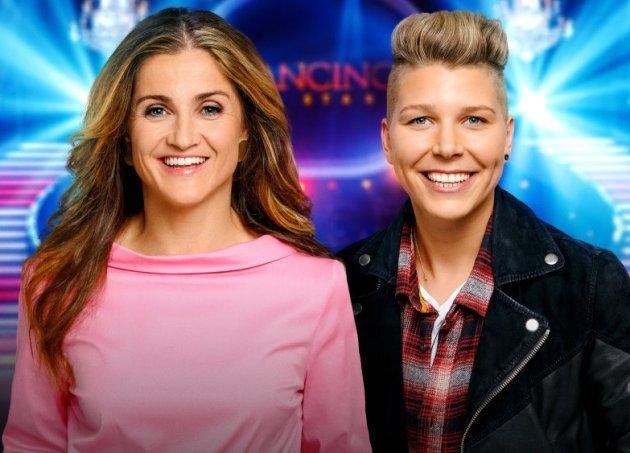 Dancing Stars 2019 - Kandidatinnen Elisabeth Görgl, Virginia Ernst