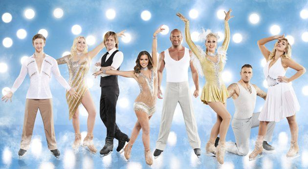 Dancing on Ice 2019 Prominente Kandidaten