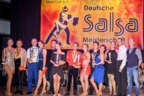 Ergebnisse Deutsche Salsa Meisterschaft 2018 vom 20.10.2018 in Lahr