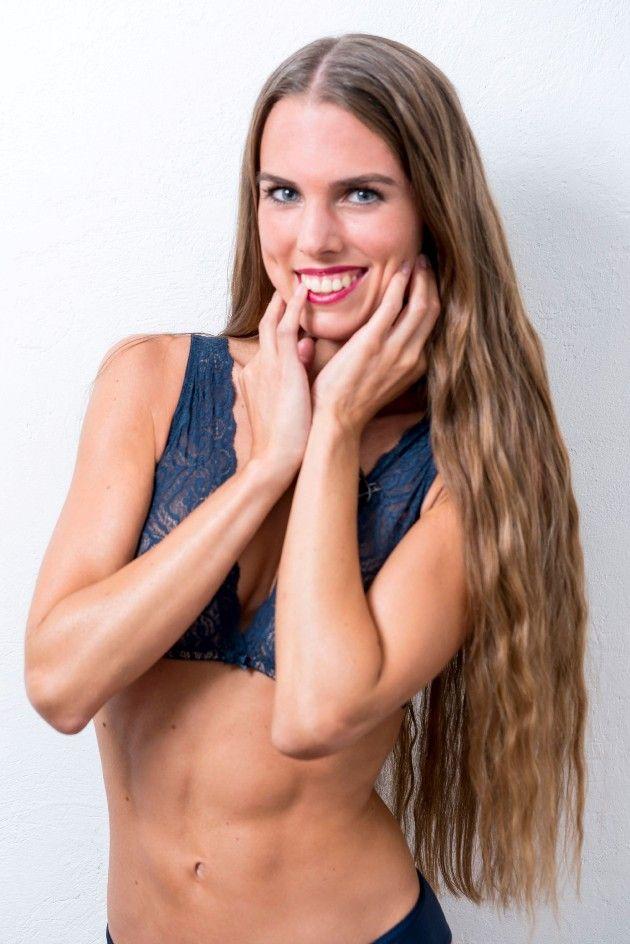 Hannah Samira bei Sylvies Dessous Models