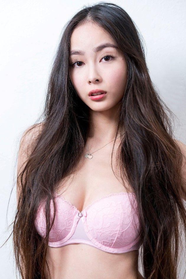 Melissa Minh bei Sylvies Dessous Models