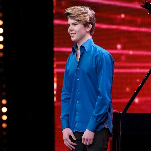 Michael Andreas Häringer beim Supertalent am 20.10.2018