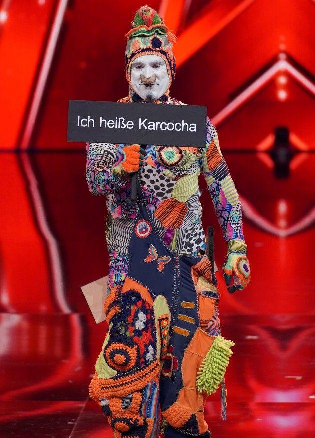 Mimo Karcocha beim Supertalent am 6.10.2018