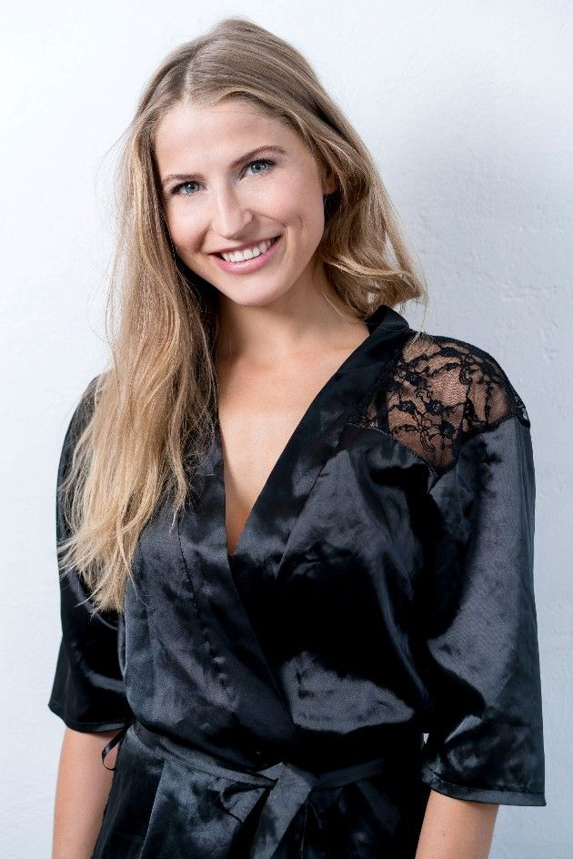Sabina bei Sylvies Dessous Models