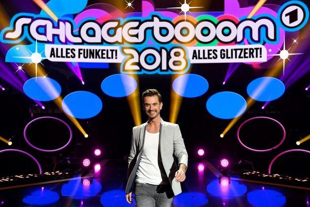 Schlagerbooom 2018 am 20.10.2018 mit Florian Silbereisen & Gäste
