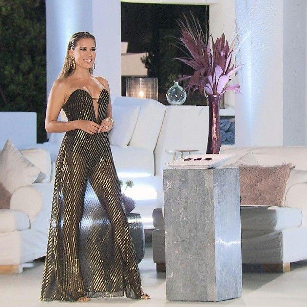 Sylvie Meis bei Sylvies Dessous Models am 5.12.2018