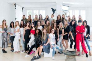 Sylvies Dessous Models 2018 Alle Models bzw. Kandidatinnen von A-Z