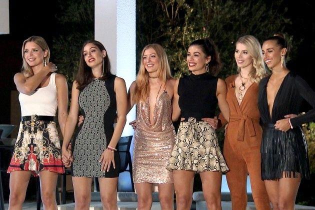 Sylvies Dessous Models - die 6 Models in der 3. und letzten Folge