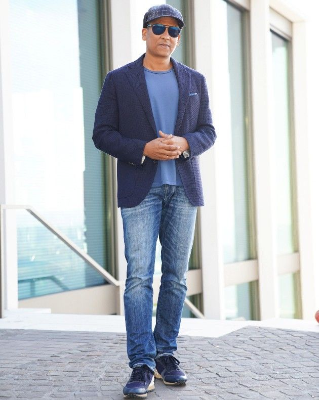 Xavier Naidoo bei den Jury-Castings für DSDS 2019
