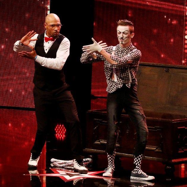 Just Watch - John Kieselbach und Almedin Suljkanovic beim Supertalent am 3.11.2018