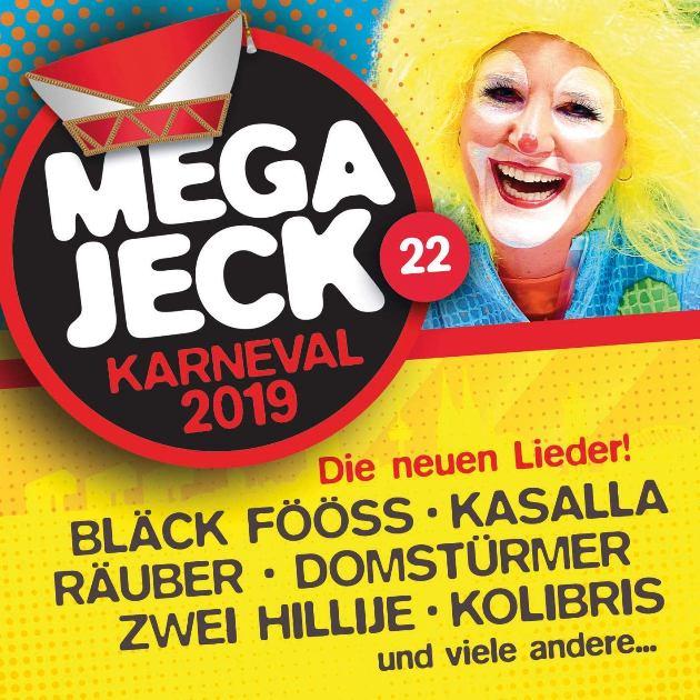 Karneval 2018-2019 CD megajeck 22