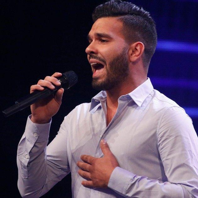 Lorenzo Sposato beim Supertalent am 3.11.2018