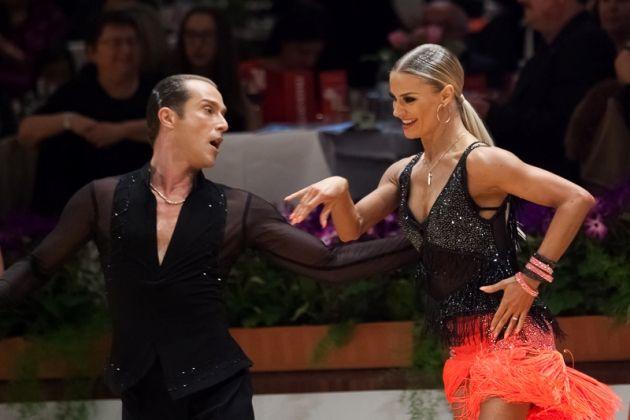 Riccardo Cocchi – Yulia Zagoruychenko - Weltmeister Latein 2018 WDC