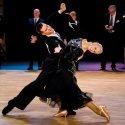 Tanzsport Weltmeisterschaft 10 Tänze 2018 WDSF Professional Division 3.11.2018 in Portugal