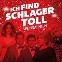 Weihnachts-CD 2018 mit Schlagern und Weihnachtsliedern von Ich find Schlager toll