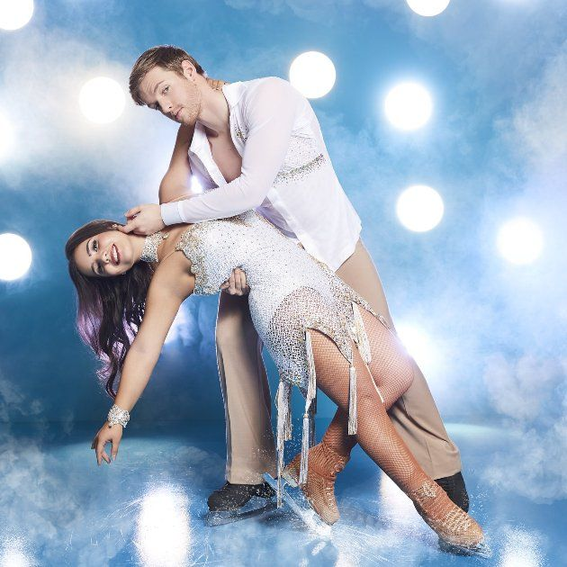 Amani Fancy - Timur Bartels - Paar bei Dancing on Ice 2019