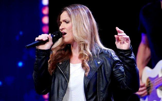 Elisabeth Görgl als Kandidatin beim Supertalent am 8.12.2018