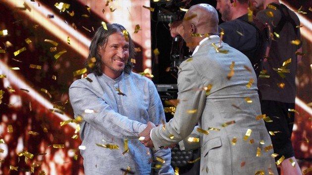 Gennady Tkachenko-Papizh - Finale Supertalent am 22.12.2018 Kandidat