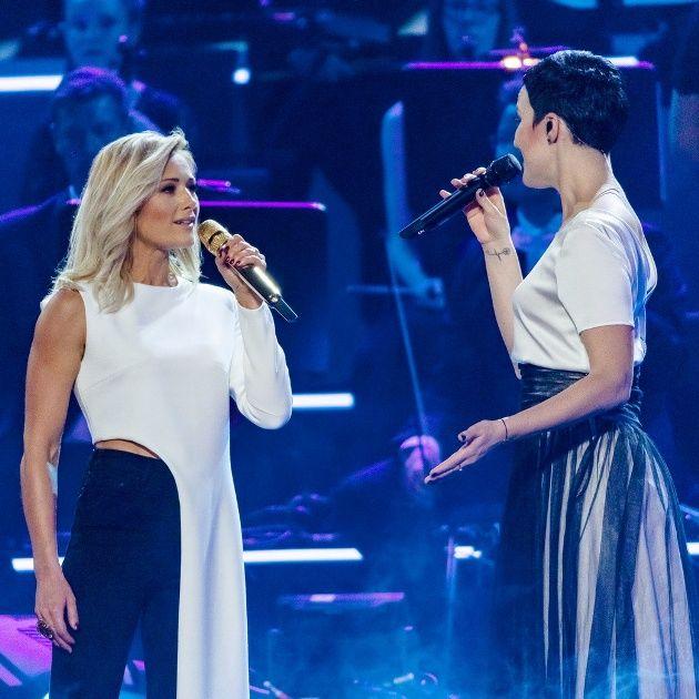 Ina Regen und Helene Fischer - Helene Fischer Show 2018