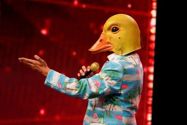 Ingo ohne Flamingo beim Supertalent am 15.12.2018