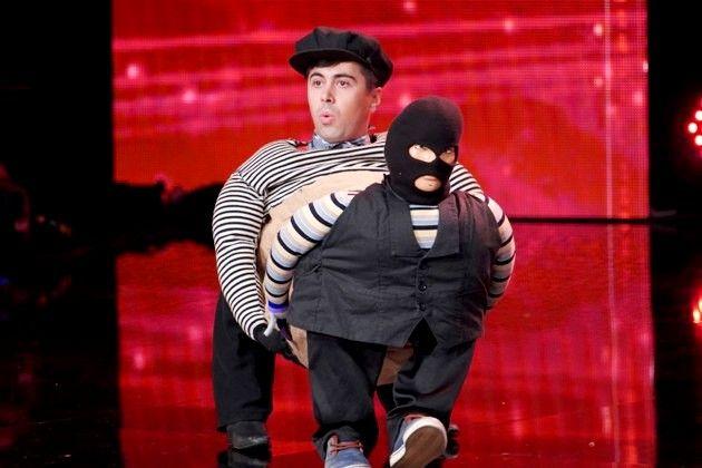 Ion Dascal beim Supertalent am 1.12.2018