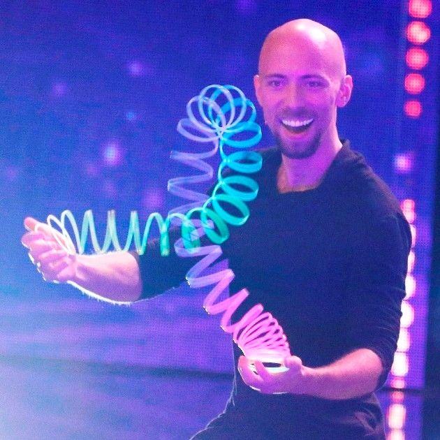 Joshua Michael Jacobs beim Supertalent am 1.12.2018