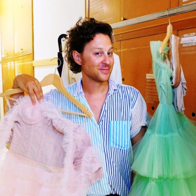 Kostüm-Designer Arthur Arbesser - Ballett Neujahrskonzert Wiener Philharmoniker 2019