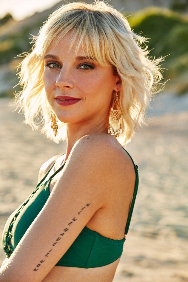 Lara - Kandidatin Bachelor 2019 am Strand