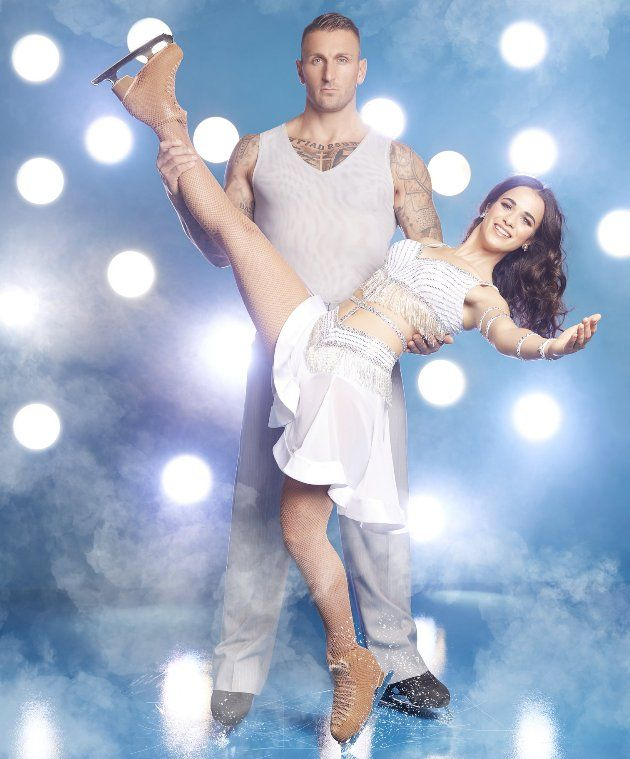 Miriam Leuenberger - Kevin Kuske - Paar bei Dancing on Ice 2019