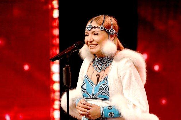 Olena UUTAi - vormals Olena Podluzhnaia - Finale Supertalent am 22.12.2018